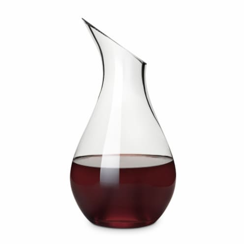 Centerpiece: Tabletop Decanter Perspective: back