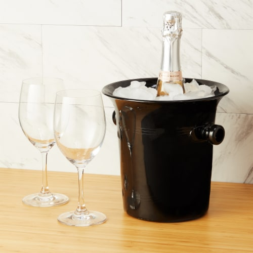 Black Ice Bucket by True Perspective: back