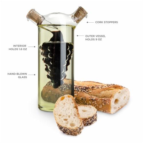 Oil & Vinegar Cruet by Twine® Perspective: back