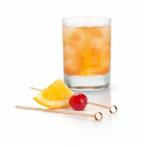 Copper Cocktail Picks by Viski® Perspective: back