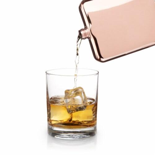 Copper Flask by Viski® Perspective: back