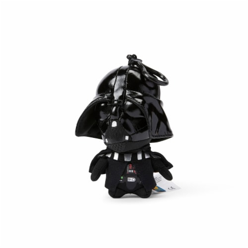 Star Wars Mini Talking Plush Toy Clip On - Darth Vader Perspective: back