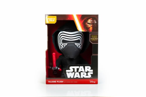"Star Wars 15"" Talking Plush: Kylo Ren Perspective: back"