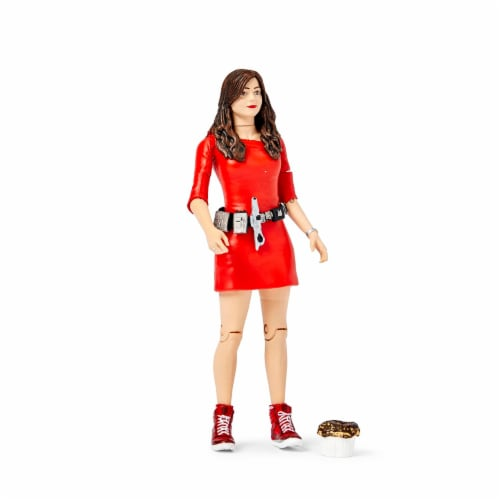 """Doctor Who The Impossible Set w/ 11th Doctor & Oswin Oswald 5"""" Action Figures Perspective: back"""
