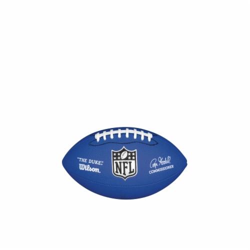 Wilson NFL Mini Football - Assorted Perspective: back