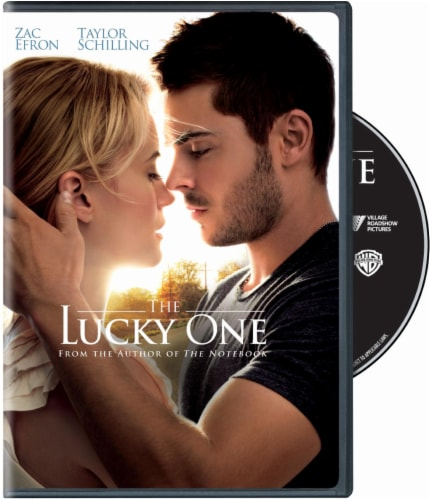 The Lucky One (2012 - DVD/UltraViolet) Perspective: back
