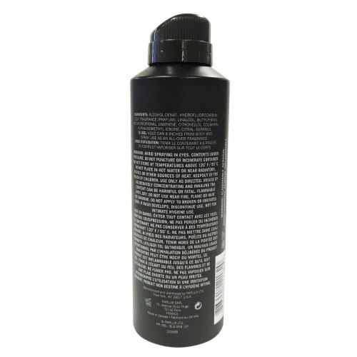 Kenneth Cole Mankind Body Spray for Men Perspective: back