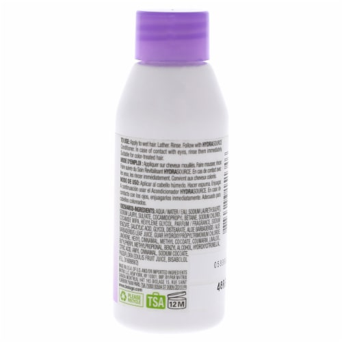 Biolage HydraSource Shampoo Perspective: back