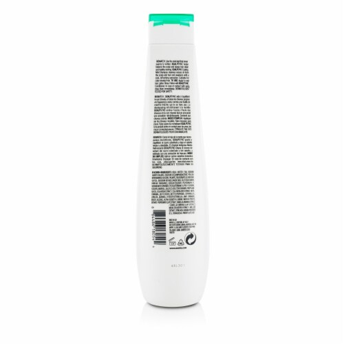 Matrix Biolage Scalpsync Cooling Mint Shampoo (For Oily Hair & Scalp) 400ml/13.5oz Perspective: back