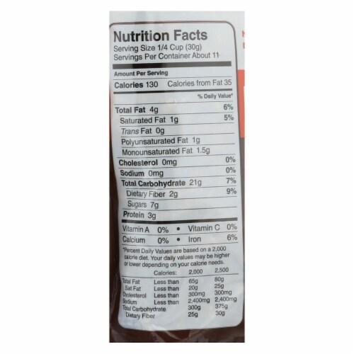 Bear Naked Granola - Chocolate Elation - Case of 6 - 12 oz. Perspective: back