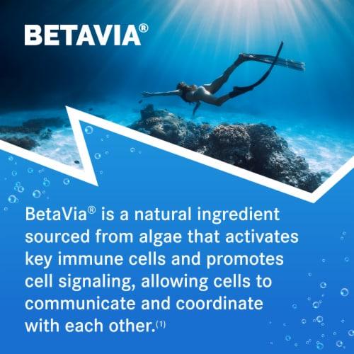 Emergen-C® Immune+® Super Orange Fizzy Drink Mix Perspective: back