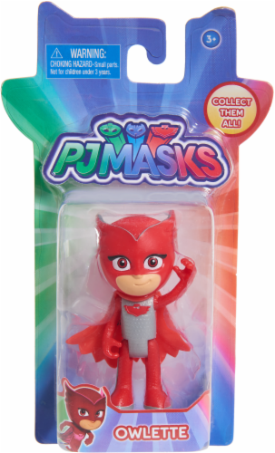 Just Play PJ Masks Articulated Figure Perspective: back