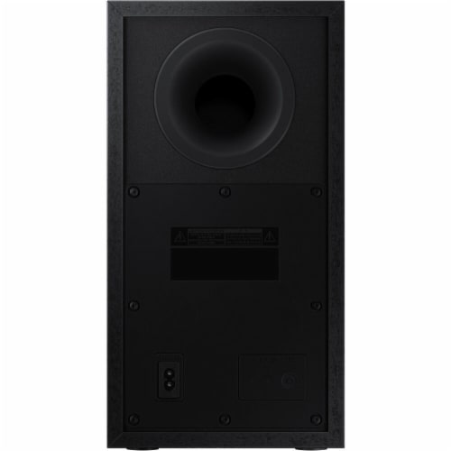 Samsung HW-A450 Black 2.1-Channel Dolby Audio Soundbar Perspective: back