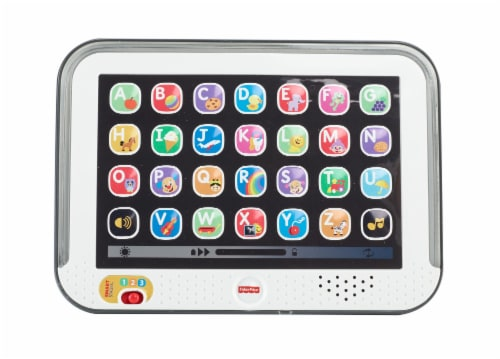 Fisher-Price® Laugh & Learn® Smart Stages™ Toy Tablet Perspective: back