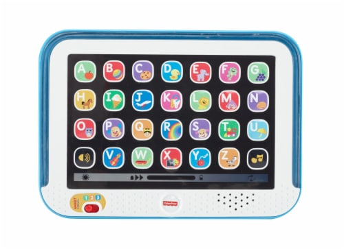 Fisher-Price® Laugh & Learn Smart Stages Toy Tablet Perspective: back