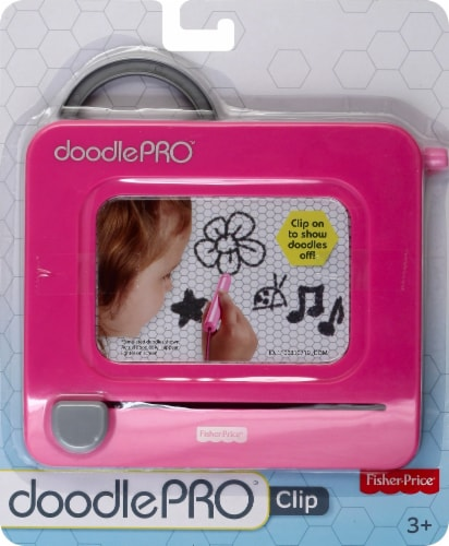Fisher-Price® Doodle Pro Clip - Assorted Perspective: back