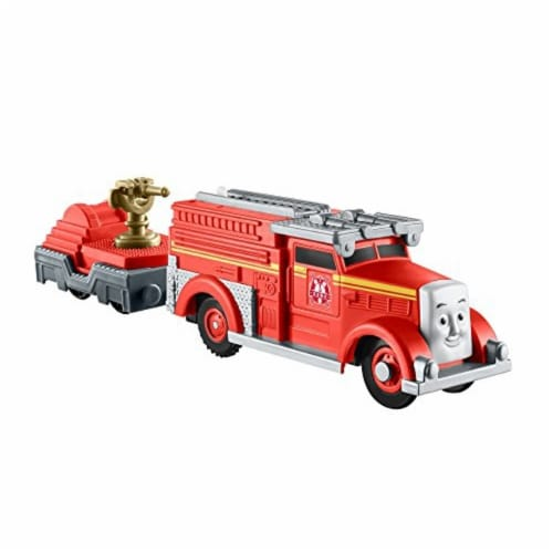 Fisher-Price® Thomas & Friends TrackMaster Fiery Flynn Motorized Engine Toy Perspective: back