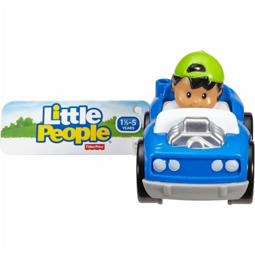 Fisher-Price® Little People Wheelies Vehicle Perspective: back