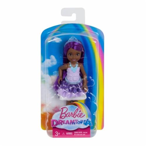 Mattel Barbie® Dreamtopia Rainbow Cove Doll - Assorted Perspective: back