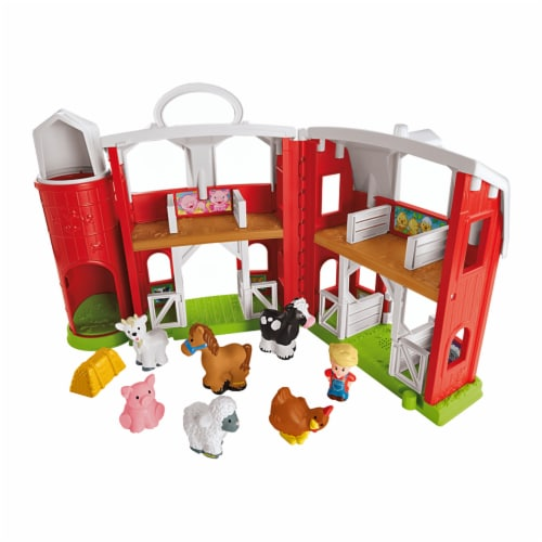 Qfc Fisher Price Little People Animal Friends Farm 1 Ct