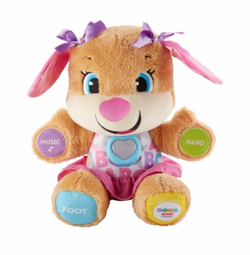 Fisher-Price® Laugh and Learn Smart Stages Sis Educational Toy Perspective: back