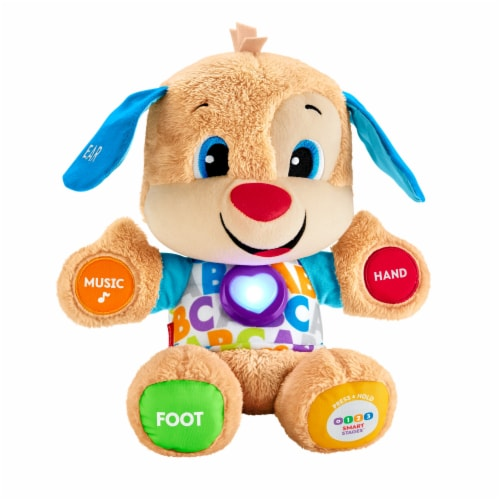 Fisher-Price® Laugh & Learn Smart Stages Puppy Perspective: back