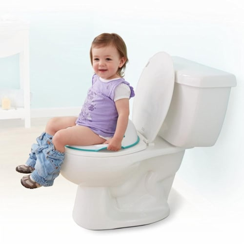 Fisher-Price® Perfect Fit Potty Ring Perspective: back
