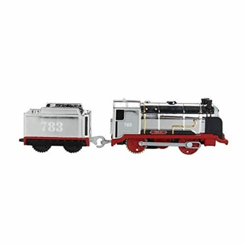 Fisher-Price® Thomas & Friends Trackmaster Merlin The Invisible Motorized Toy Perspective: back