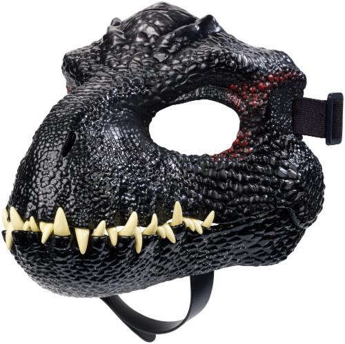 Mattel Jurassic World™ Indoraptor Mask Perspective: back