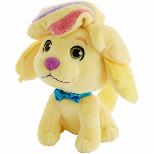 Nickelodeon Fisher-Price Sunny Day, Doodle Plush Perspective: back