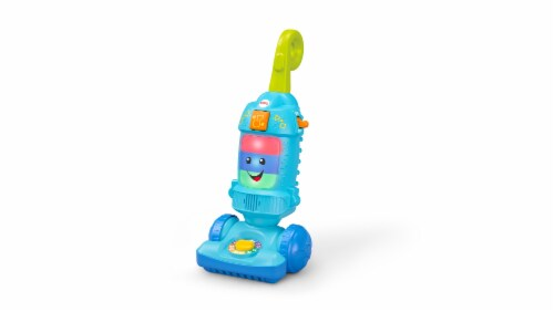 Fisher-Price® Laugh and Learn® Light-Up Learning Vacuum Perspective: back