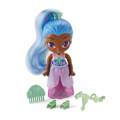 Fisher-Price® Nickelodeon Shimmer & Shine Adara Doll Perspective: back