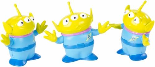Mattel Disney Pixar Toy Story Small Alien Figures Perspective: back