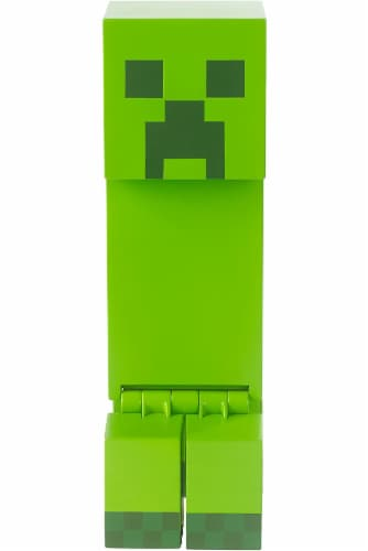 Minecraft Creeper Large Figure Perspective: back