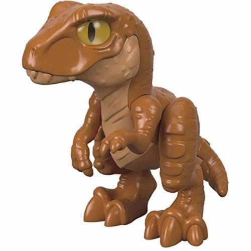 Fisher-Price IMAGINEXT Jurassic World T-Rex Perspective: back