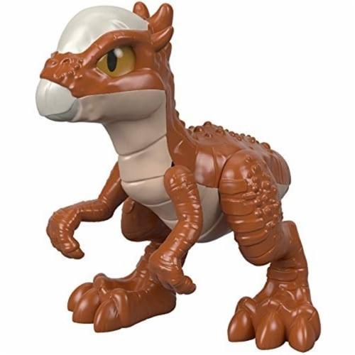 Fisher-Price Imaginext Jurassic World Stygimoloch Perspective: back
