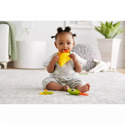 Fisher-Price® Taco Tuesday Gift Set Perspective: back