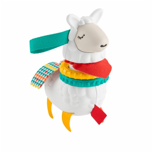 Fisher-Price® Click Clack Llama Perspective: back