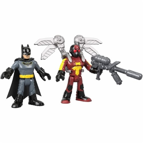 Fisher-Price Imaginext DC Super Friends - Firefly & Batman Perspective: back