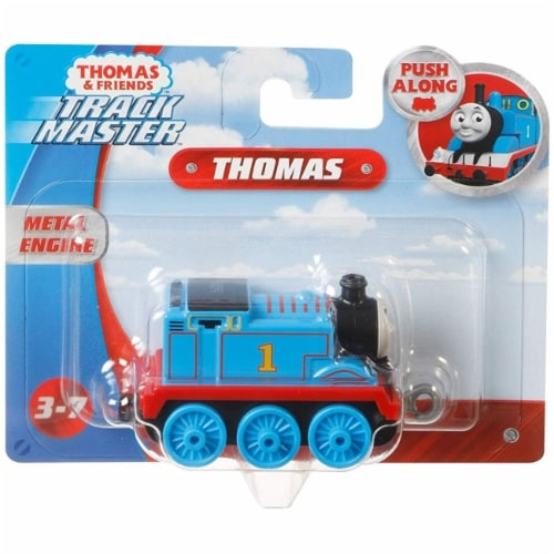 Fisher-Price Thomas & Friends Adventures - Small Push Along Thomas Perspective: back