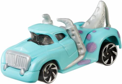 Mattel Hot Wheels® Sully Disney Vehicle Perspective: back