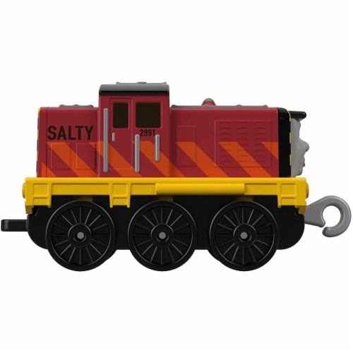 Fisher-Price® Thomas Friends TrackMaster Salty Perspective: back