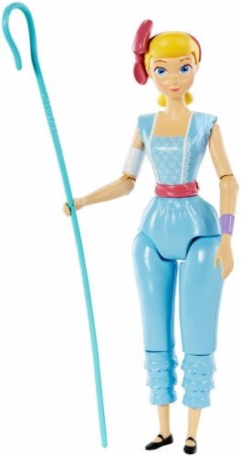 Mattel Disney Pixar Toy Story 4 Bo Peep Figure Perspective: back