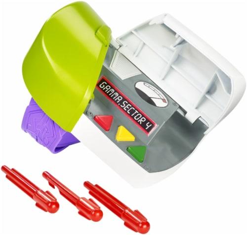 Mattel Disney Pixar Toy Story 4 Buzz Lightyear Wrist Communicator Perspective: back