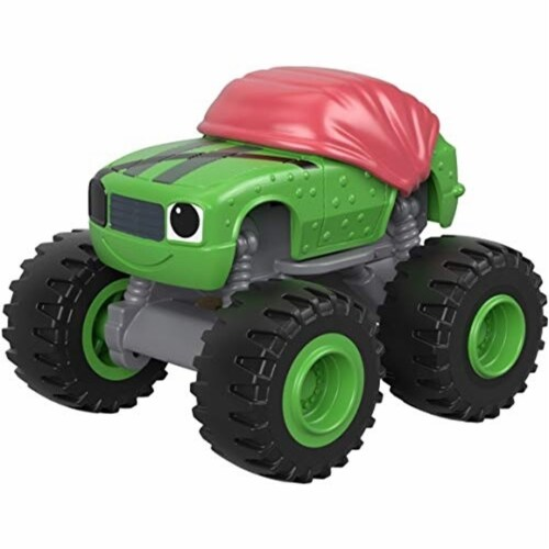 Fisher-Price® Nickelodeon Blaze & The Monster Machines Pirate Pickle Toy Perspective: back