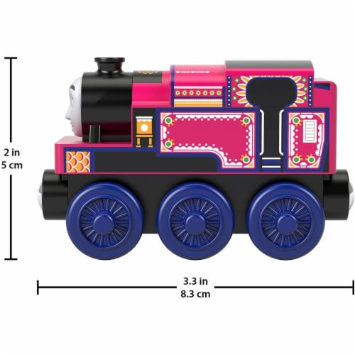 Thomas & Friends Fisher-Price Wood, Ashima Perspective: back