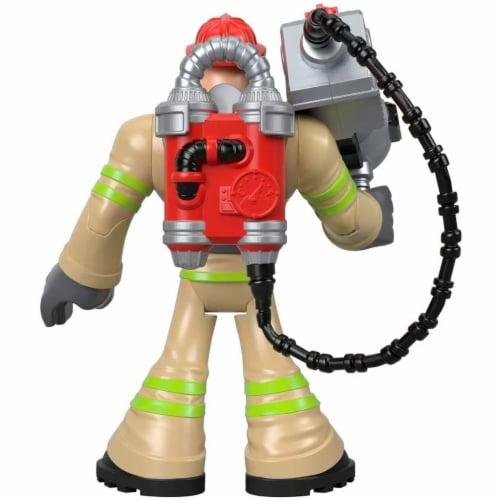 Fisher-Price® Rescue Heroes Billy Blazes Perspective: back