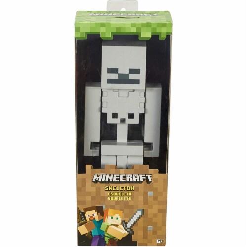 Minecraft Skeleton 12-Inch Action Figure Perspective: back