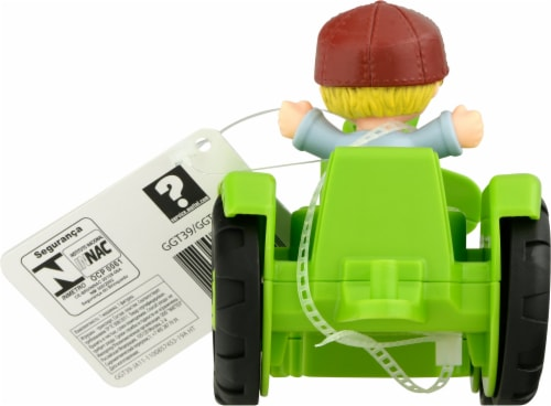Fisher-Price® Little People® Helpful Harvester Tractor Perspective: back