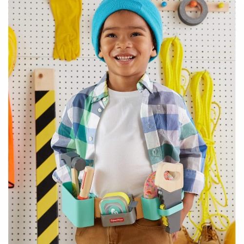 Fisher-Price DIY Tool Belt Perspective: back